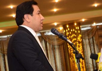 Presidency Extension of Dr. Alireza Mohseni