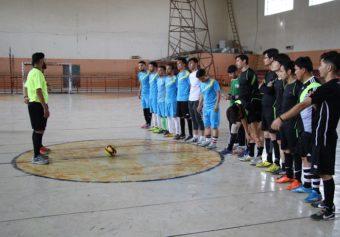 Fifth Futsal Competitions of Kateb University